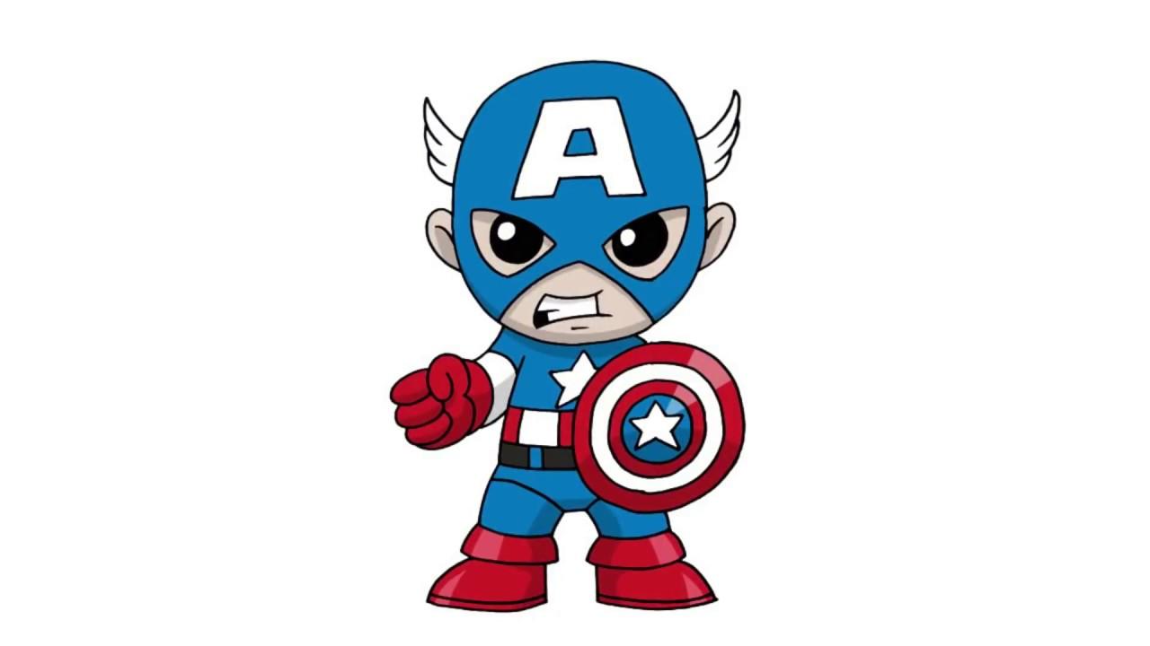 Captain America Clipart at GetDrawings.com.