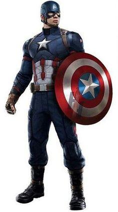 Captain America Movie Clipart.