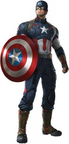 Captain America Civil War (Bourassa) by OWC478 on DeviantArt.