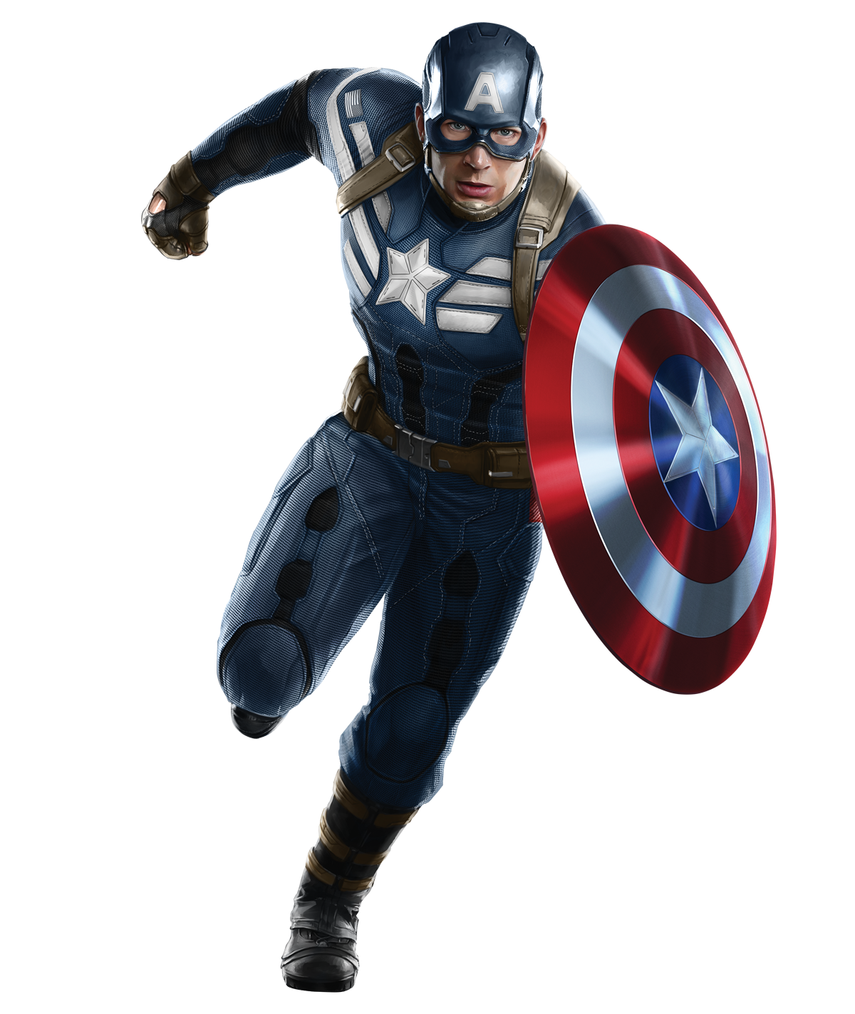 Captain America Civil War Clipart.