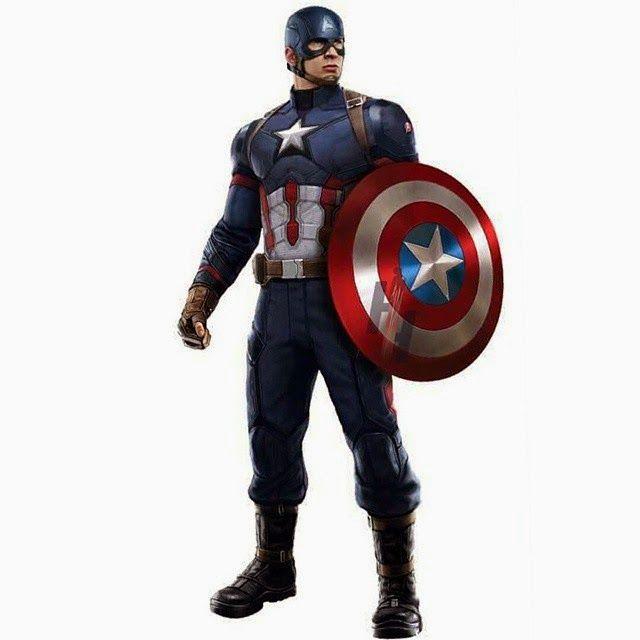 Marvel Civil War Clipart.