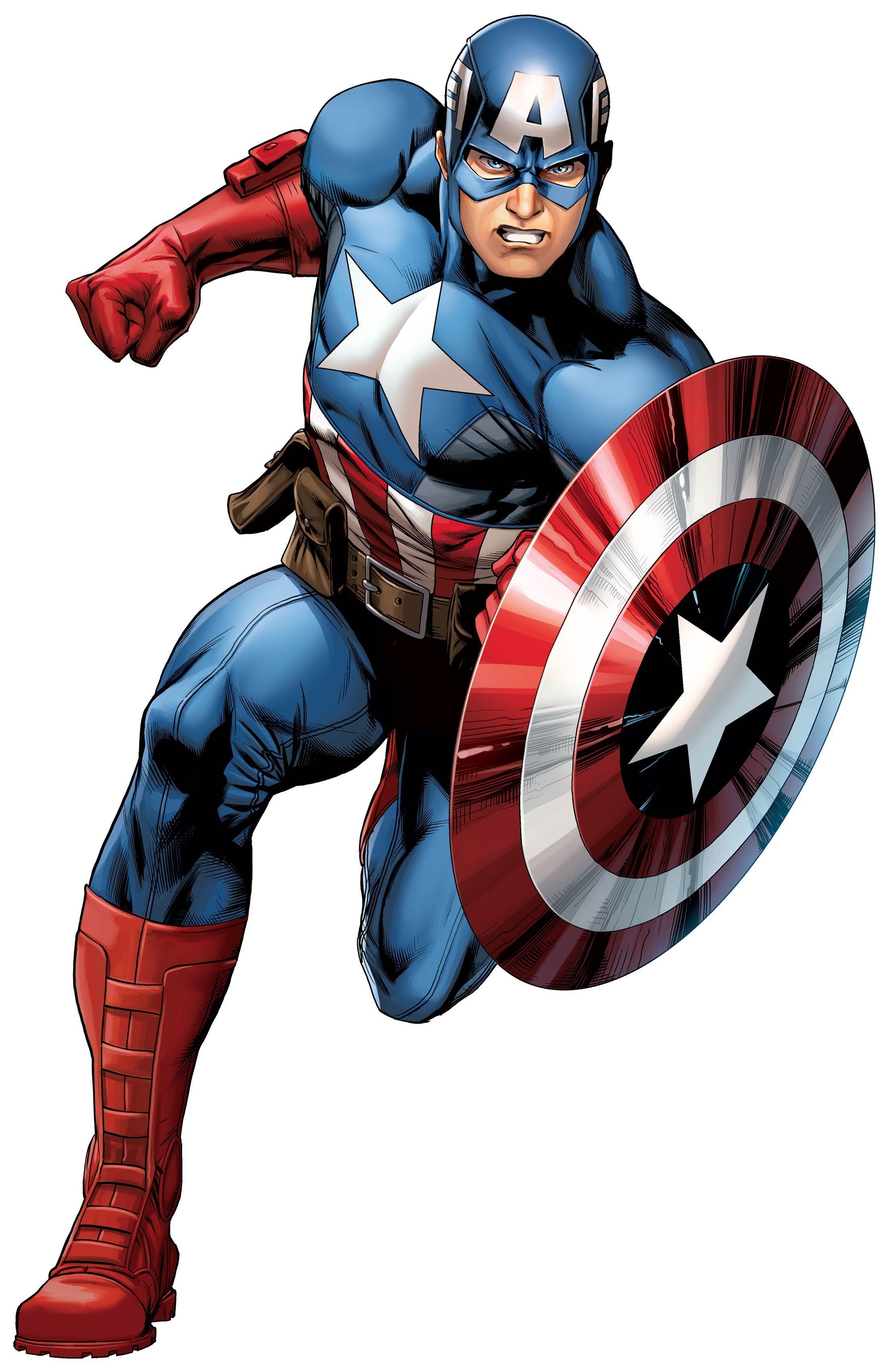 Captain #America #Clip #Art. (THE * 5 * STÅR * ÅWARD * OF: * AW YEAH.