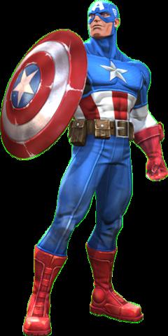 Captain #America #Clip #Art. (Contest of Champions!) (THE * 5 * STÅR.