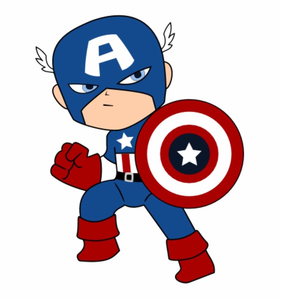 Captain America Png Transparent Image.