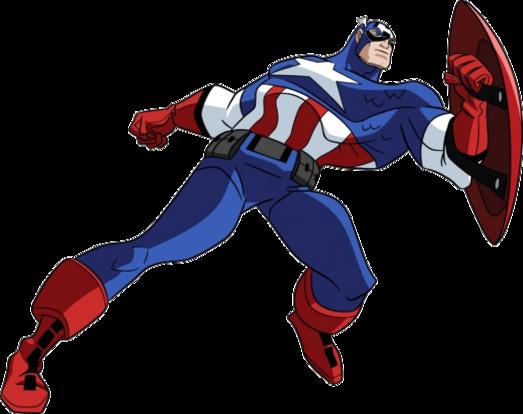 Captain america clipart 1366x768.