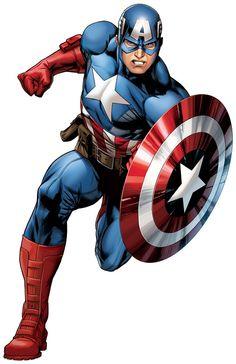 Clipart captain america hd.