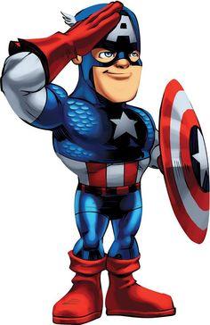 Captain America Clip Art & Captain America Clip Art Clip Art.