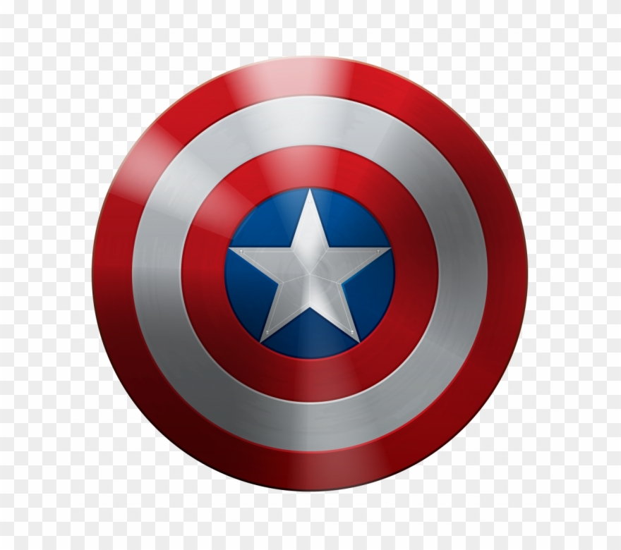 Captain Americas Shield Png.