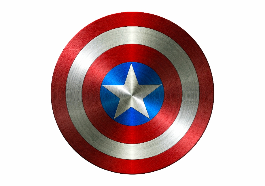 Captain America Shield Png Captain America Shield Texture.