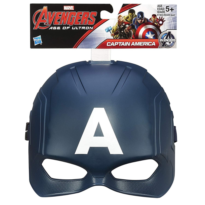 Avengers Age of Ultron Captain America Mask, Multi Color: Amazon.in.