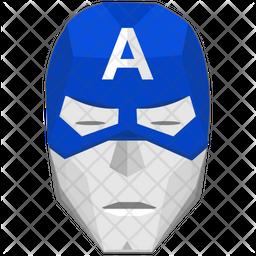 Captain america Icon.