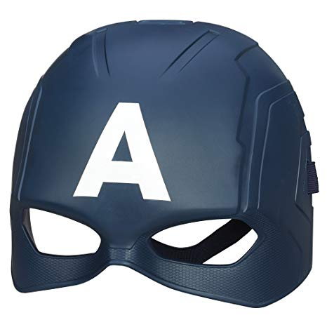 Marvel Avengers Age of Ultron Captain America Mask.