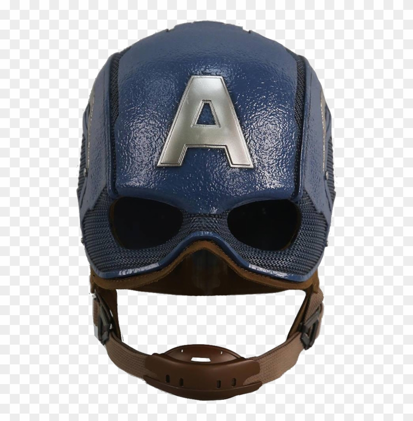 King Arts Captain America Helmet Replica Toyslife, HD Png Download.