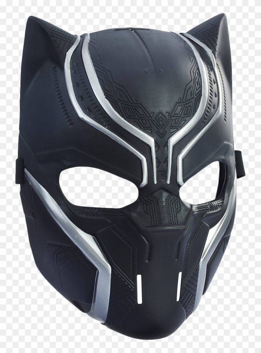 Marvel Captain America Civil War Panther Mask, HD Png Download.