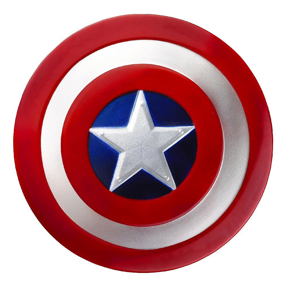 Child Captain America Shield.