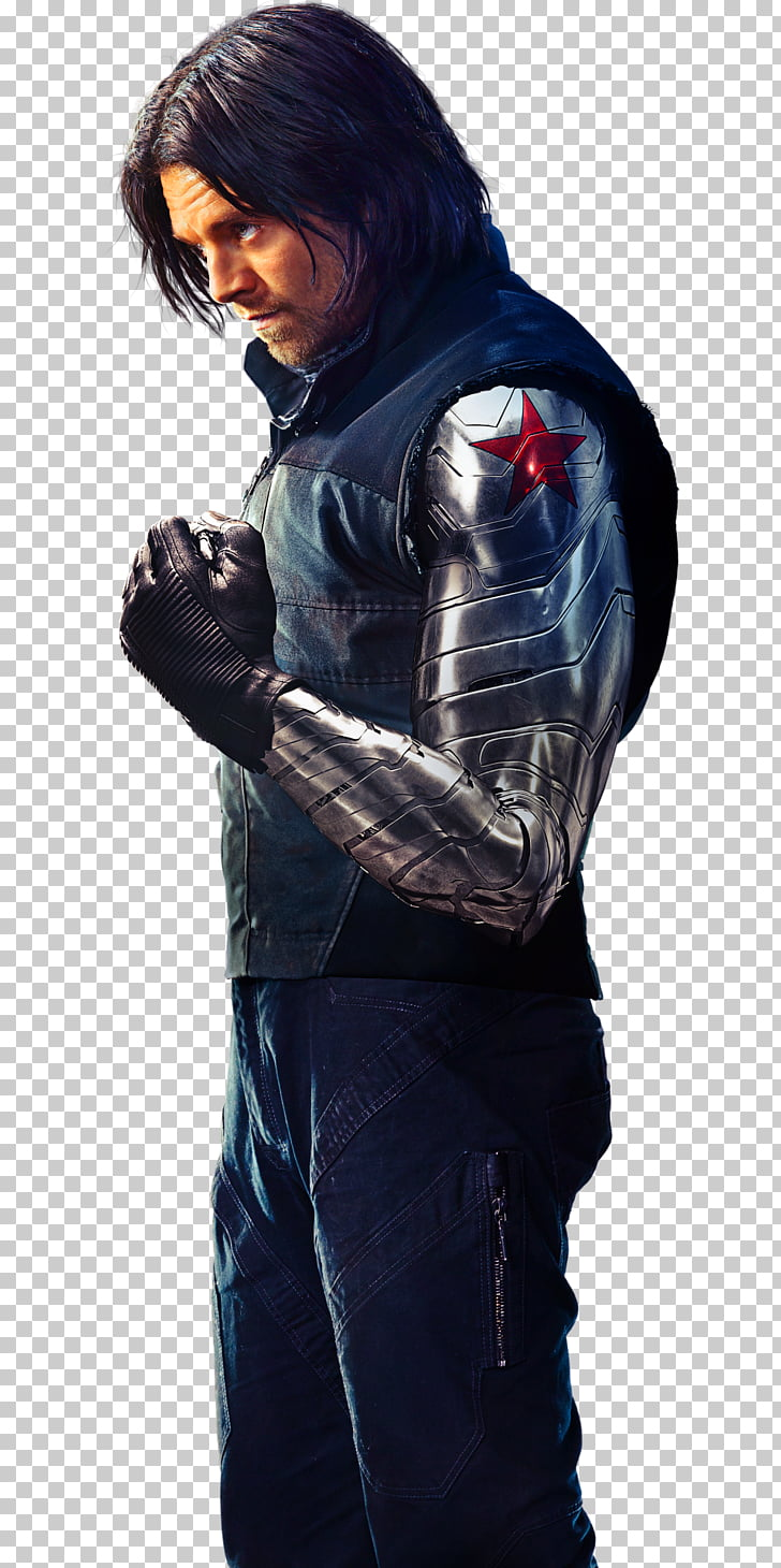 Bucky Barnes Captain America: The Winter Soldier Sebastian.