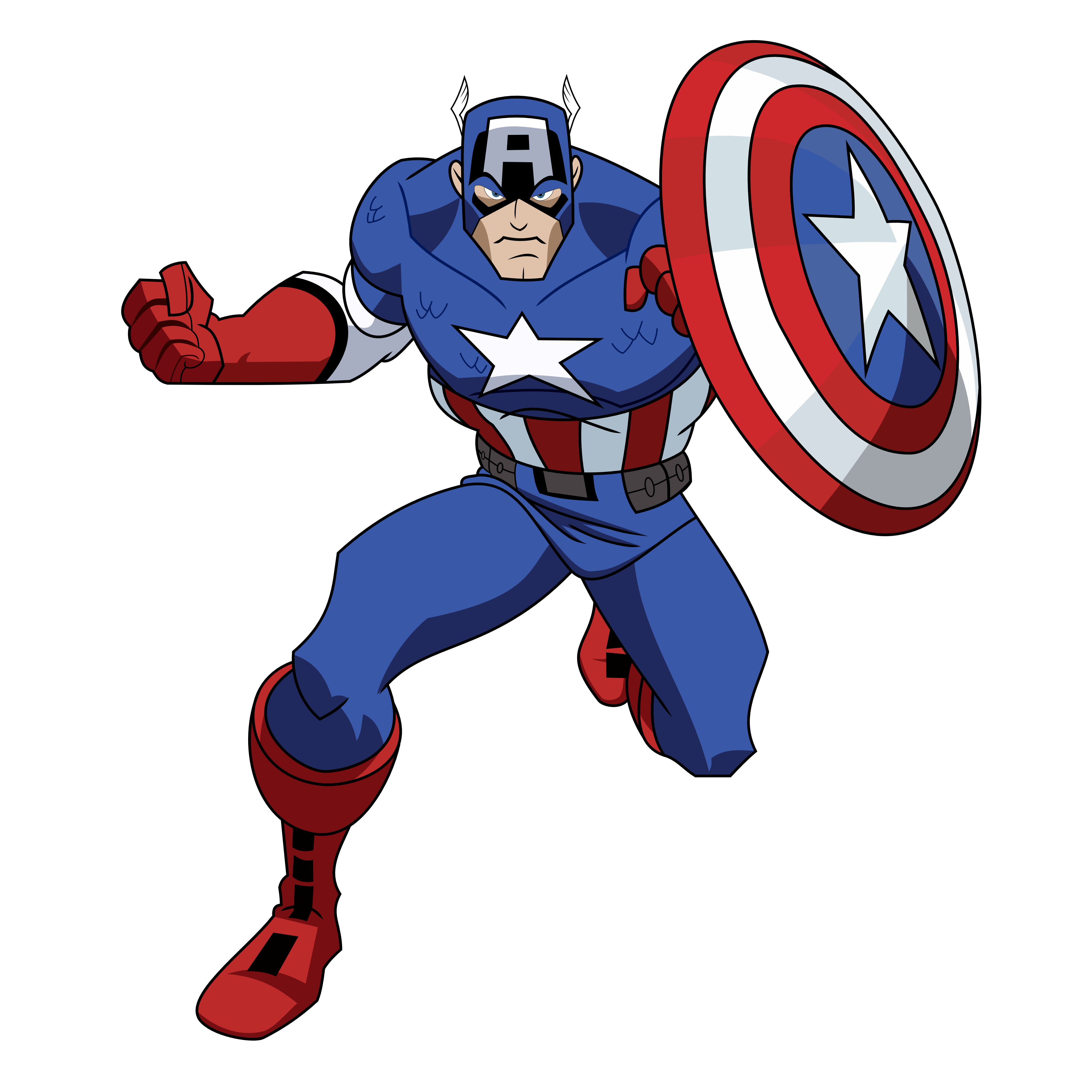 Download Captain America Clipart Clipart Panda Free Clipart.