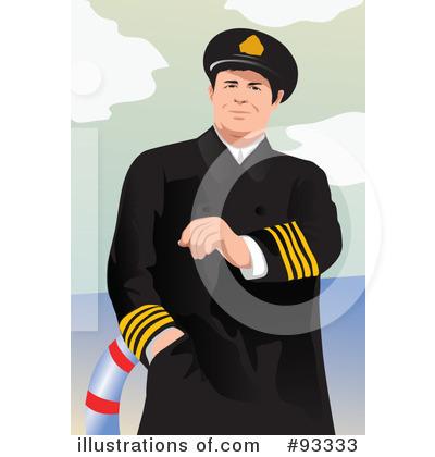Captain Clipart #93333.