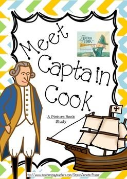Meet Captain Cook.