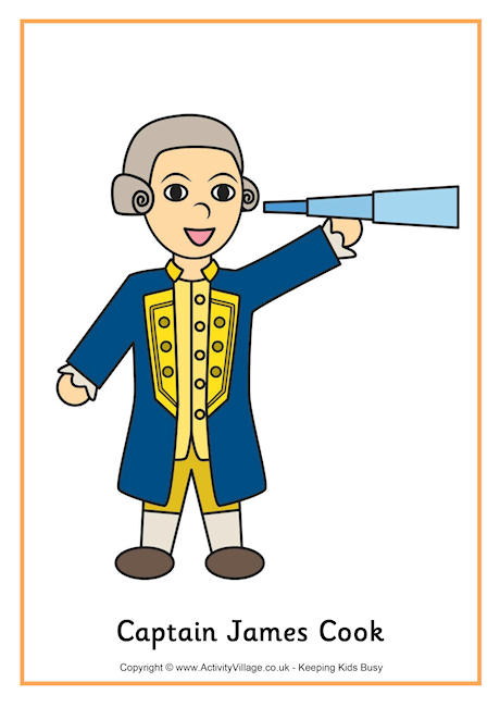 Captain Cook.