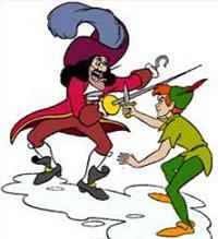 Free Peter Pan Clipart.