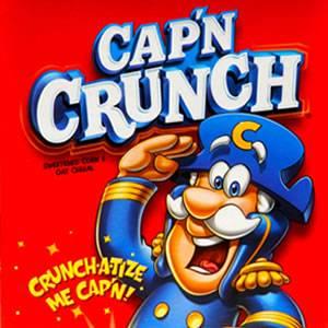 Cap\'n crunch.