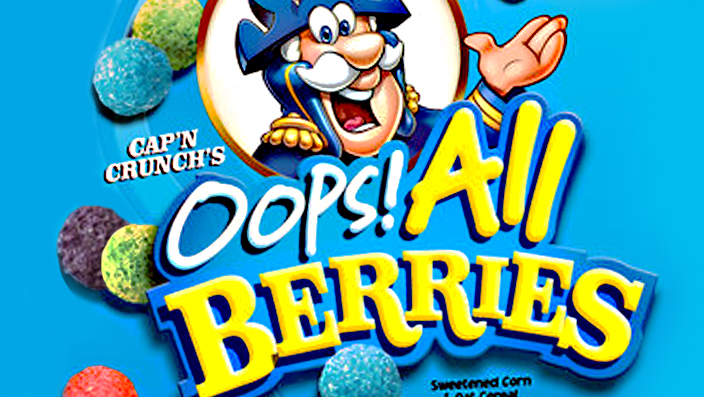 The Cap \'N Crunch Factory Disaster.