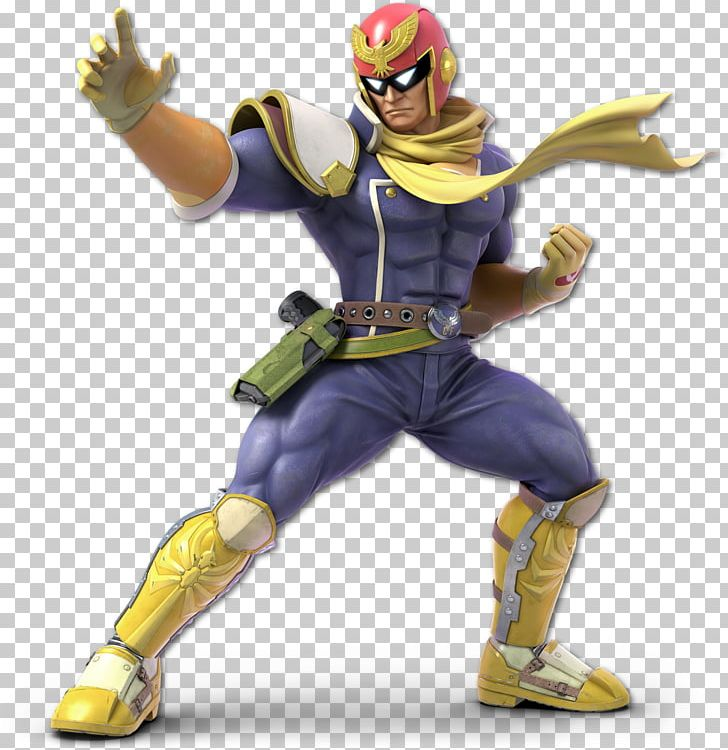 Super Smash Bros.™ Ultimate Captain Falcon Dr. Mario Luigi.