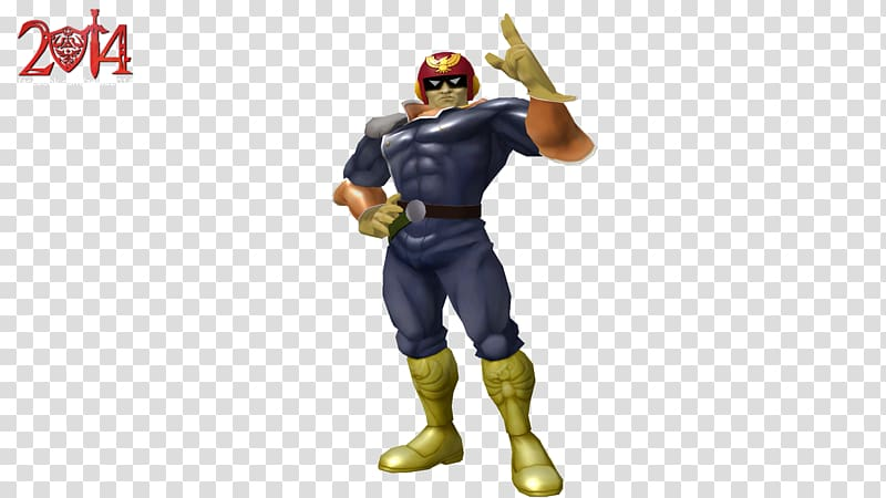 Super Smash Bros. Melee Captain Falcon F.