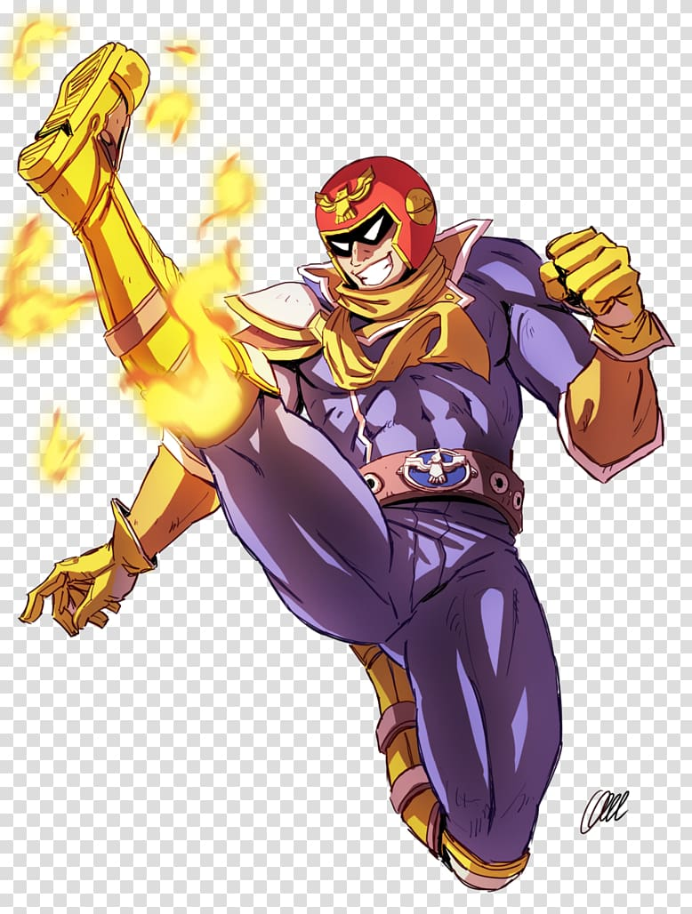 Captain Falcon F.