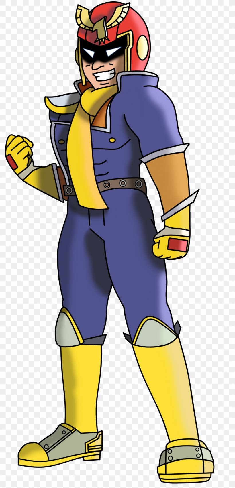 Captain Falcon Bowser Cartoon Clip Art, PNG, 1024x2129px.