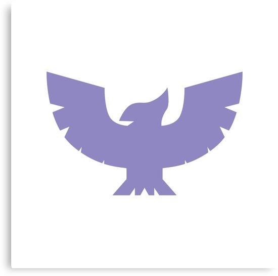 \'Captain Falcon Symbol.