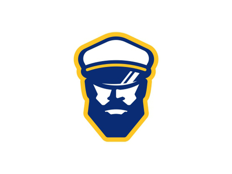 Captain Logo by Torch Creative.