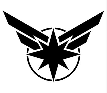 Marvel Comics Captain Marvel 5.5\