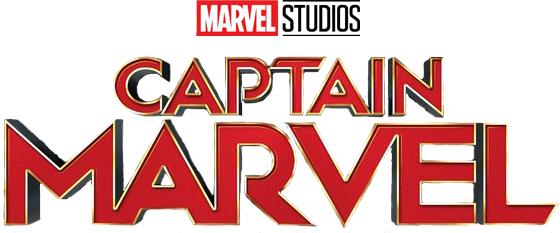 Captain Marvel Movie Logo Fonts?.