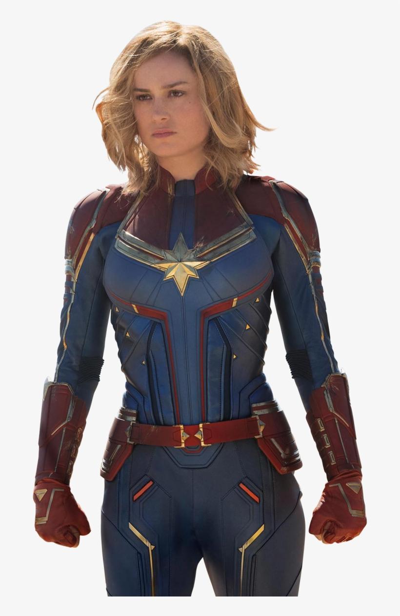 Captain Marvel Png Brie Larson.