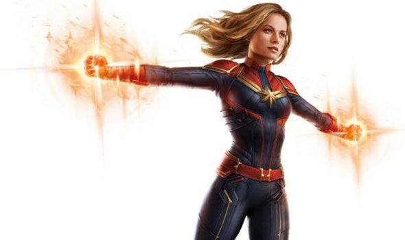 Avengers 4 LEAK: Do these photos show Captain Marvel in action for.