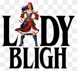 Lady Bligh And Captain Morgan Clipart.