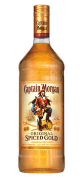 Super Liquor :: Captain Morgan (Spiced Gold).