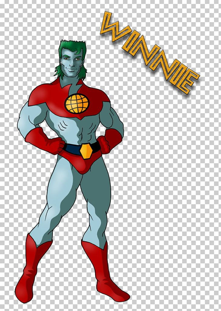 Action & Toy Figures Animated Cartoon Captain Planet And The.