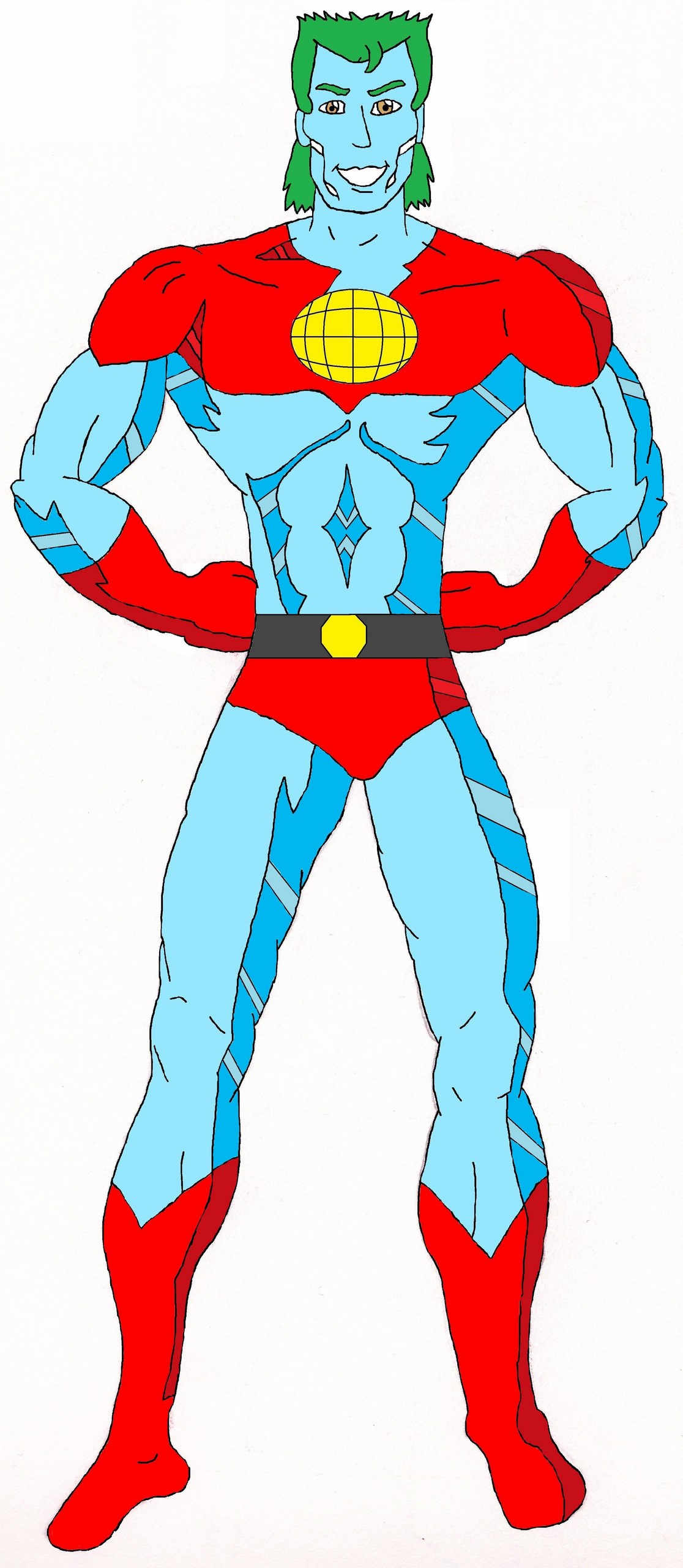 Eastern daylight time, captain planet image gallery.