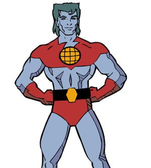 Captain Planet is a Piece of Shit.
