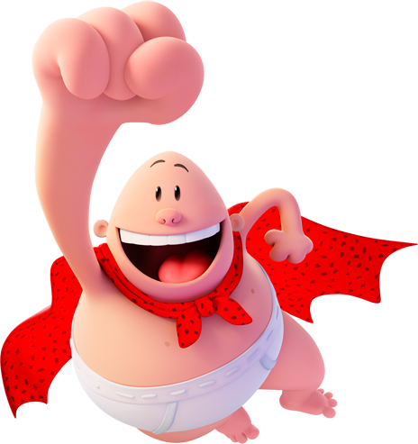 CAPTAIN UNDERPANTS: THE FIRST EPIC MOVIE Teaser Trailer Brings Dav.