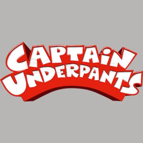 Captain Underpants Logo Travel Mug.