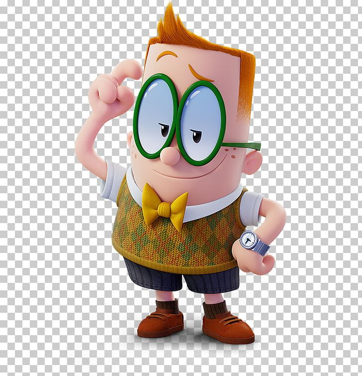 YouTube Captain Underpants Film DreamWorks Animation Character PNG.