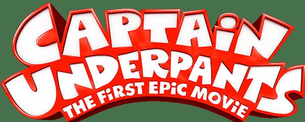 Captain Underpants Logo transparent PNG.