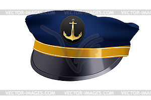 Captain Hat Clipart.
