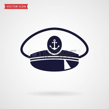 1,907 Captain Cap Stock Illustrations, Cliparts And Royalty Free.