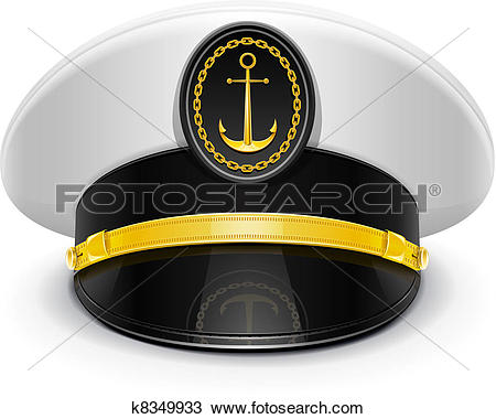 Clipart of Captain k5144742.