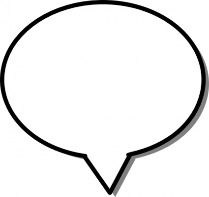 Free Speech Bubble Clipart, Download Free Clip Art, Free.